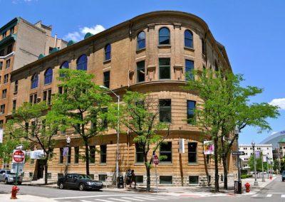 Harmonie Club - The original home of the Carr Center
